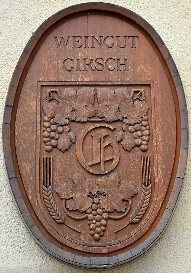 Weingut Girsch Fassboden